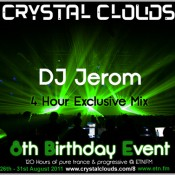 Jerom - Crystal Clouds 8th Birthday 30 Aug 2011