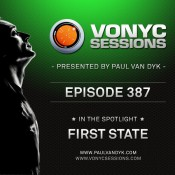 Paul van Dyk - Vonyc Sessions 387 (with First State)