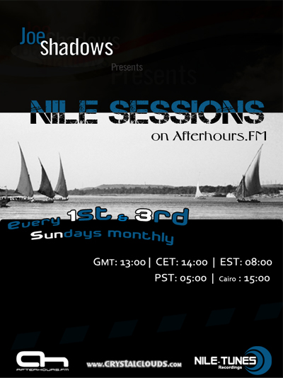 Joe Shadows - Nile Sessions