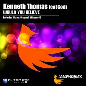 Kenneth Thomas feat. Codi - Would You Believe