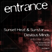 Sunset Heat & Sunstar pres. Devious Minds - Into Her Eyes