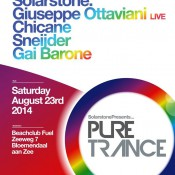 Luminosity invites Solarstone presents Pure Trance @ Beachclub Fuel [23-Aug-2014]