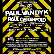 Luminosity presents Paul van Dyk & Paul Oakenfold @ Westerunie, Amsterdam [15-Oct-2014]