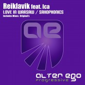 Reiklavik feat. Ica - Love In Warsaw / Saxophonics