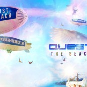 DJ N!ki - Live @ Quest4Trance (The Beach Edition 2014 - Liveset)