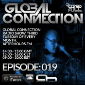 Mr Carefull - Global Connection 019 (incl. Danny Powers Guest Mix)