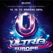 Aly & Fila - Live @ Ultra Europe 11 July 2014