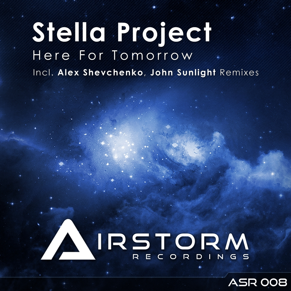 Stella Project - Here For Tomorrow 8283111f556