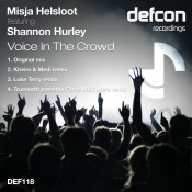 Misja Helsloot featuring Shannon Hurley - Voice In The Crowd