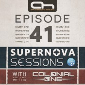 Colonial One - Supernova Sessions 041