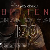 Johan Ekman - Crystal Clouds Top Tens 180