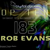 Rob Evans - Crystal Clouds Top Tens 183