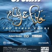 Sound of Cream with Aly & Fila - The Other Shore Album Tour @ PRLMNT, Budapest [13-Feb-2015]