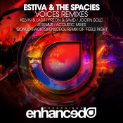 Estiva & The Spacies - Voices (Remixes)