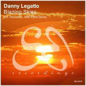 Danny Legatto - Blazing Skies