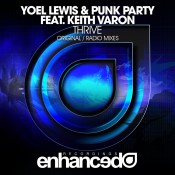 Yoel Lewis & Punk Party feat. Keith Varon - Thrive