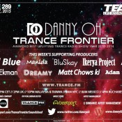 Danny Oh - Trance Frontier Episode 289