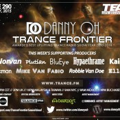 Danny Oh - Trance Frontier Episode 290