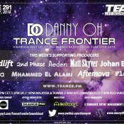 Danny Oh - Trance Frontier Episode 291