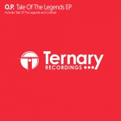 O.P. - Tale Of The Legends EP