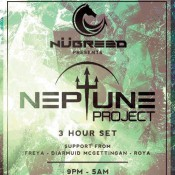 Neptune Project - Live @ Nubreed, Brisbane [20-Mar-15]