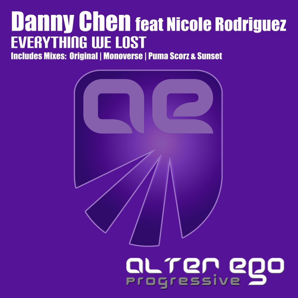 Danny Chen feat. Nicole Rodriguez - Everything We Lost