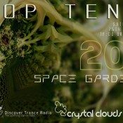 Space Garden - Crystal Clouds Top Tens 201