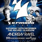 Neptune Project - Live @ Arches, Glasgow [20-Dec-14]