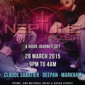 Neptune Project - Live @ Primo, Auckland [28-Mar-15]