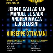 Manuel Le Saux - Live @ Go On Air Night, Bologna [16-May-15]