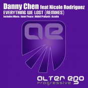 Danny Chen feat. Nicole Rodriguez - Everything We Lost (Remixes)