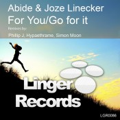 Abide & Joze Linecker - For You / Go For It