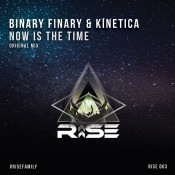 Binary Finary & Kinetica - Now Is The Time