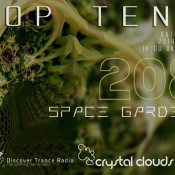 Space Garden - Crystal Clouds Top Tens 208