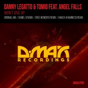 Danny Legatto & Tomio feat. Angel Falls - Won't Give Up