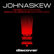John Askew - The Door / Bored of You, Bored of Me (Remixes)