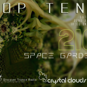 Space Garden - Crystal Clouds Top Tens 216