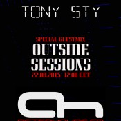 Tony Sty - Outside Sessions Guest Mix August 2015