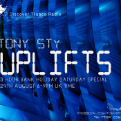 Tony Sty - Uplifts 134 (3 Hours)