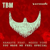 Namaste feat. Moses York - You Made Me Feel Special