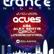Acues - Live @ Barcelona Trance Nights (Atlantic)