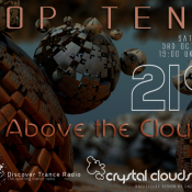 Above the Clouds - Crystal Clouds Top Tens 219