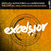 Antillas & Alpha Force feat. Lauren Evans - The Love