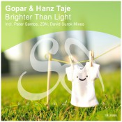 Gopar & Hanz Taje - Brighter Than Light