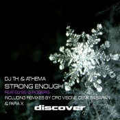 DJ T.H. & Athema feat. Elyse G.Rogers - Strong Enough