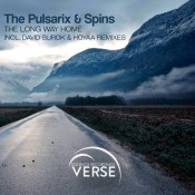 The Pulsarix & Spins - The Long Way Home