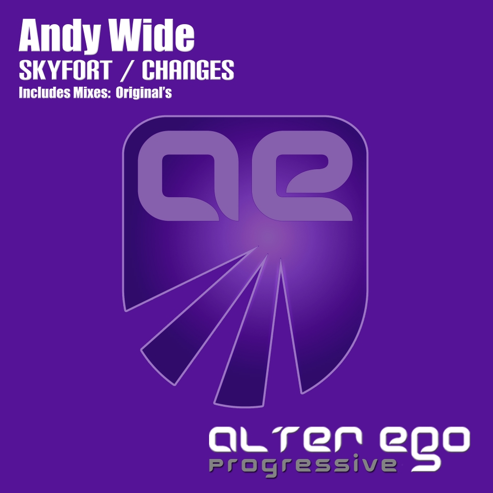 Andy Wide - Skyfort / Changes