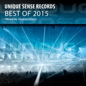 VA - Unique Sense Records - Best of 2015 (Mixed by Abstract Vision)