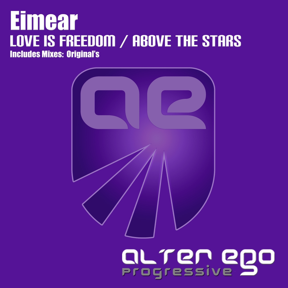 Eimear - Love Is Freedom / Above The Stars