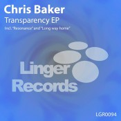 Chris Baker - Transparency EP